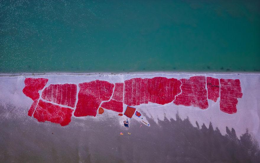 Летчик из Бангладеш сделал потрясные снимки родной страны с высоты птичьего полета!
