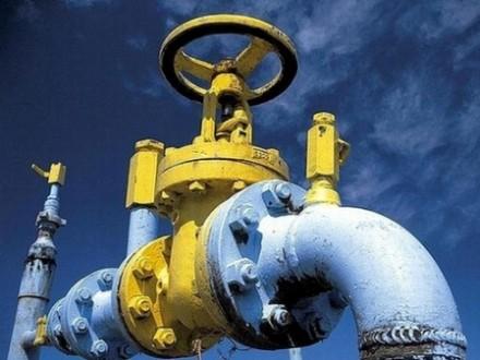 За минувший отопительный сезон Украина сократила потребление газа на14%