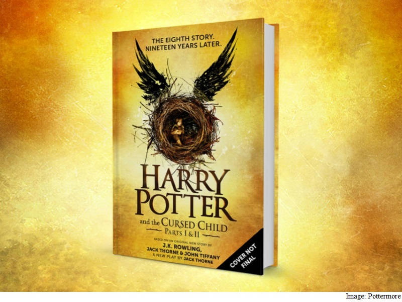 Три сборника рассказов повселенной «Гарри Поттера» выйдут 6сентября