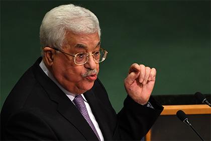 Руководитель Палестины Махмуд Аббас попал в клинику