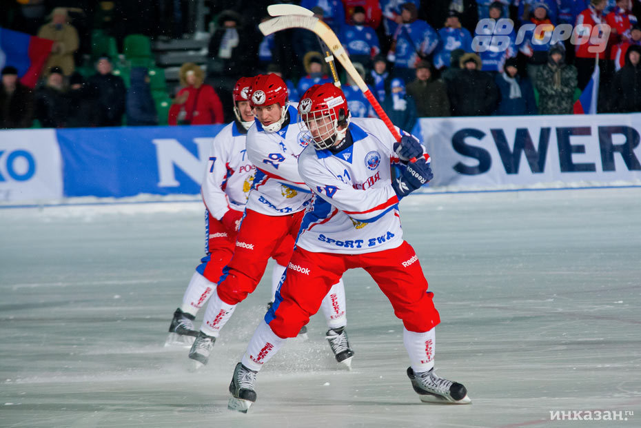 Иркутск примет чемпионат мира похоккею