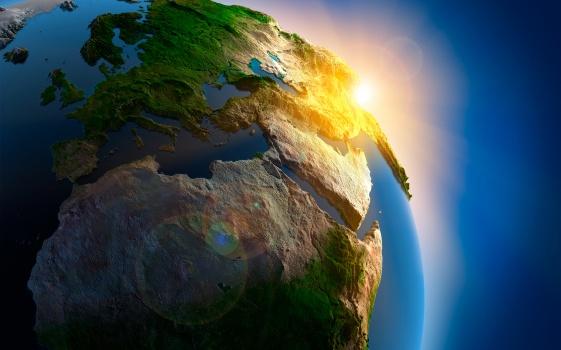 Земля была оранжевой наранних этапах существования— Ученые