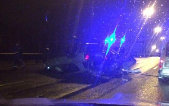 Свидетели: в трагедии наКАД вПетербурге умер ребенок