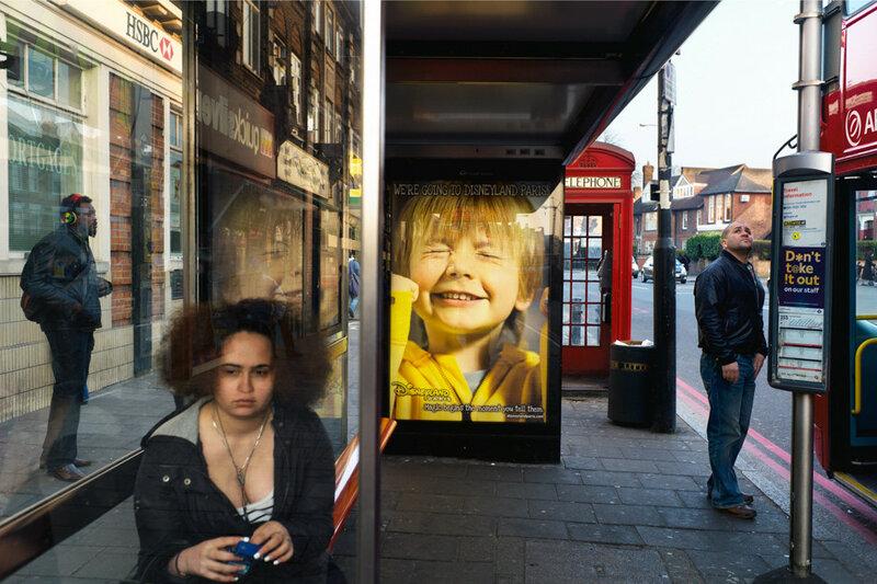 Alex Webb, East London, 2010