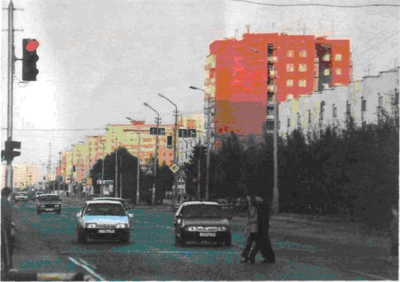 Улица Бахилова