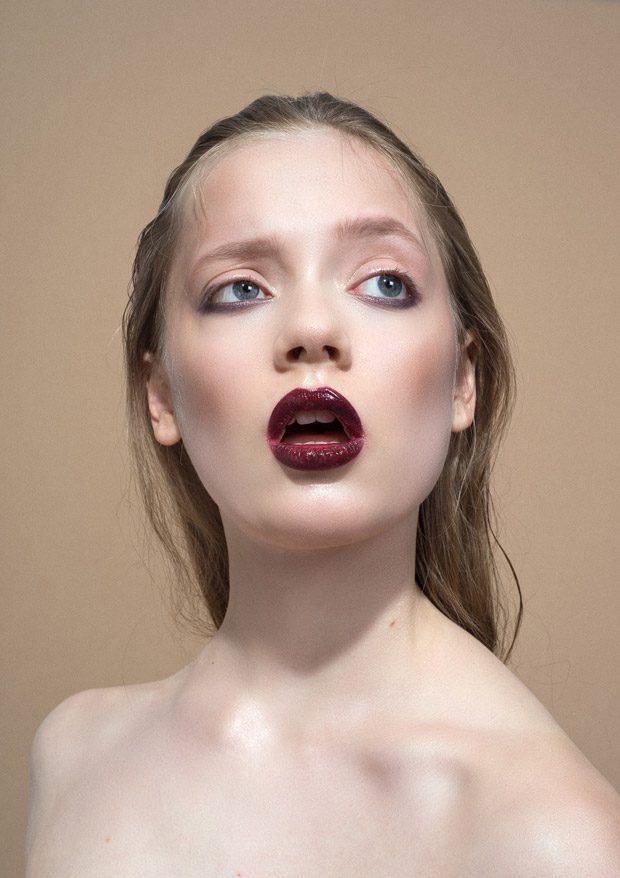 Anastasia Bych Stars in Beauty Story by Arsenii Gerasymenko