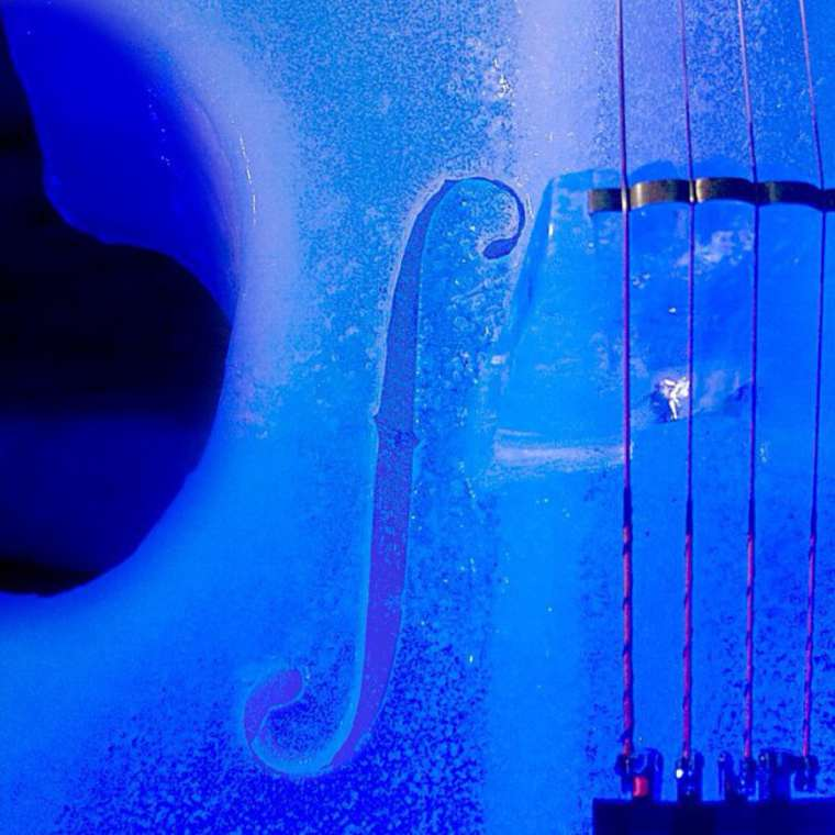 Ice Music - An amazing concert where the instruments are carved in ice