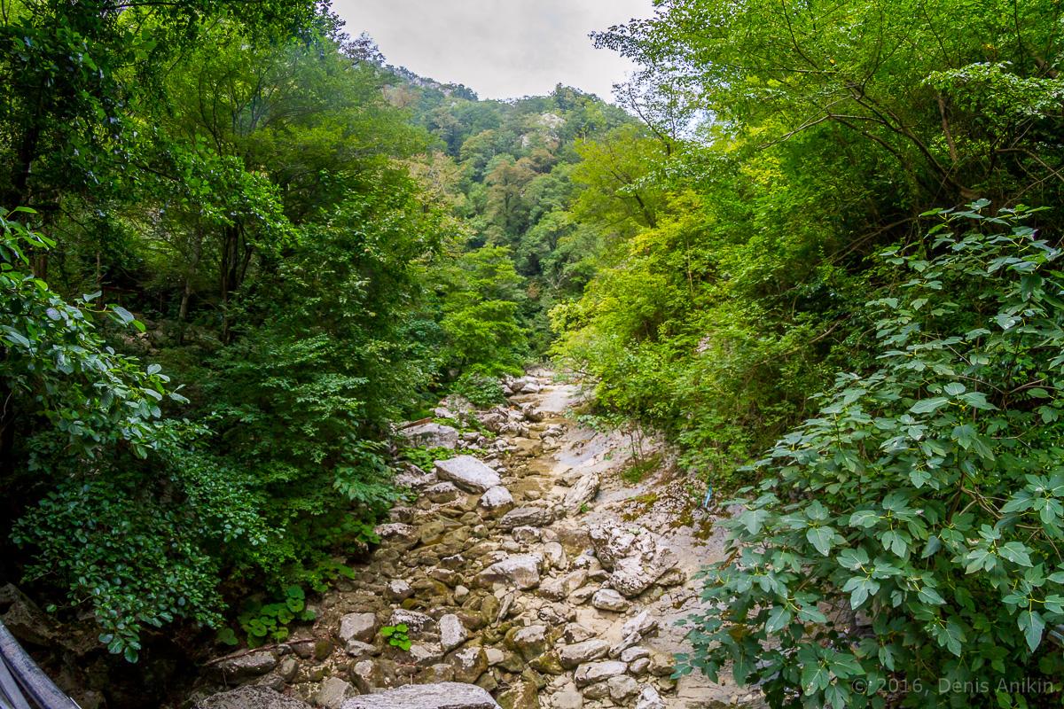 Агурские водопады фото 6