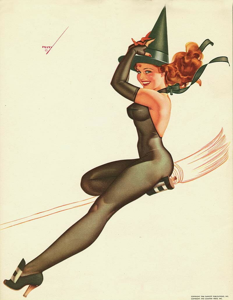 Halloween pin up girl vintage pictures, young robin wright nude