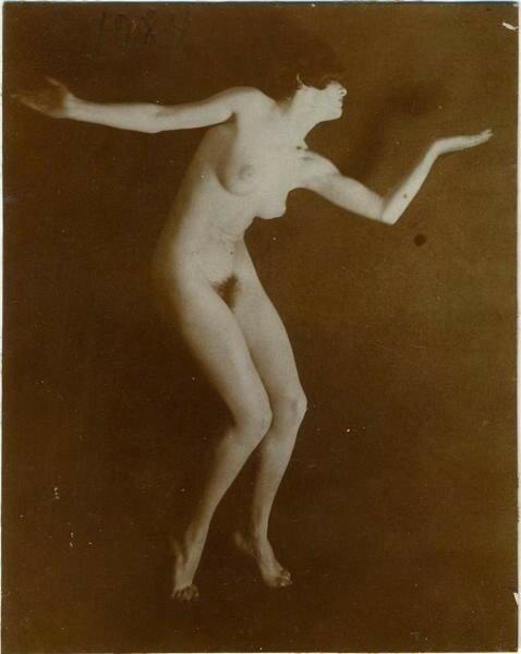 Искусство движения Неизвестн. автор. Из архива балетмейстера М. Мроза.jpg
