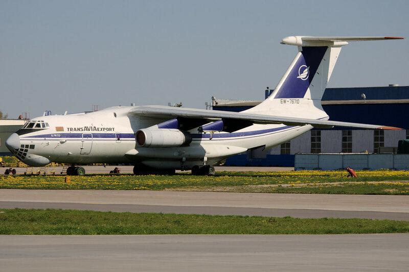 ТрансАвиаЭкспорт EW-76710