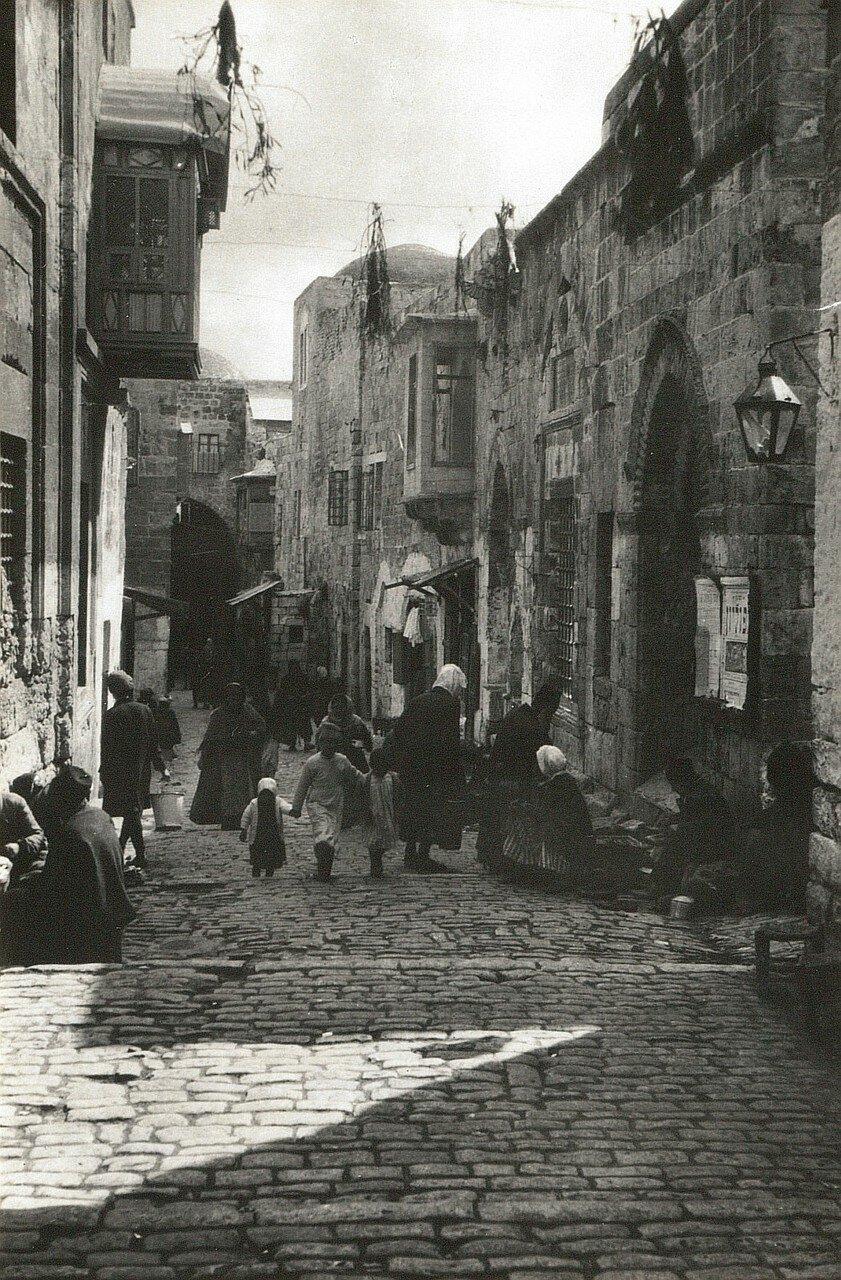Иерусалим. Улица в старом городе