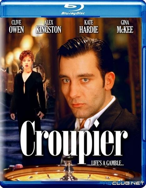 Крупье / Croupier (1998/HDRip)