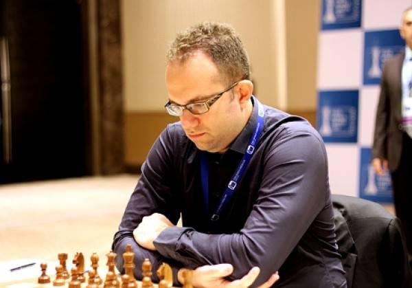Украинец победил в престижном международном шахматном турнире