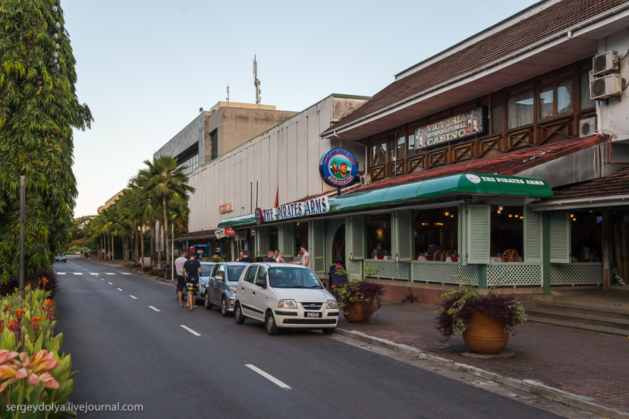 11. «The Pirates Arms» — самый известный и раскрученный ресторан не только в Виктори