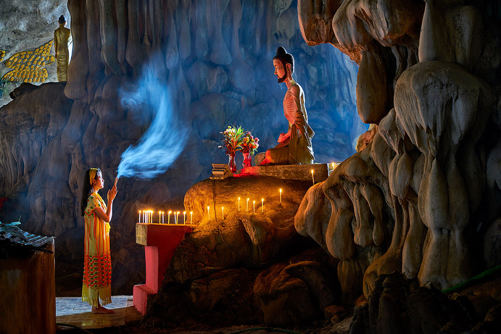 17. Непал: балерина. (Фото Shashanka Chitrakar | Sony World Photography Awards 2017):