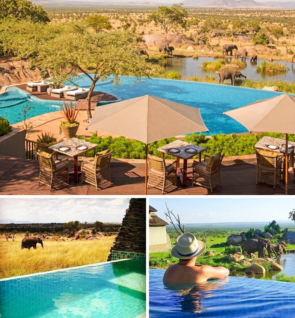 © Four Seasons Safari Lodge Serengeti, Tanzania/Facebook   © Four Seasons Safari Lodge Serenget