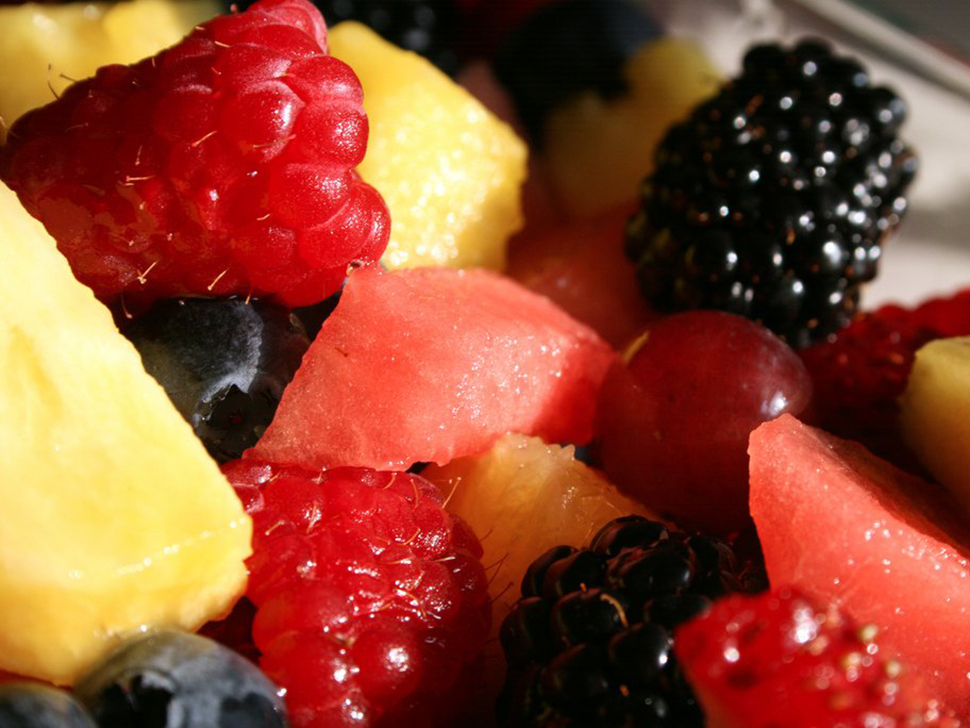Заранее нарезанные или помытые фрукты и овощи Адвокат говорит, что шарахается от таких овощей и фрук