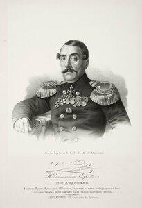 Константин Егорович Попандопуло, капитан 1-го ранга, начальник 3-го бастиона