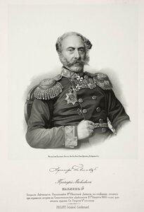 Прокофий Яковлевич Павлов, генерал-лейтенант, начальник 11-ой пехотной дивизии