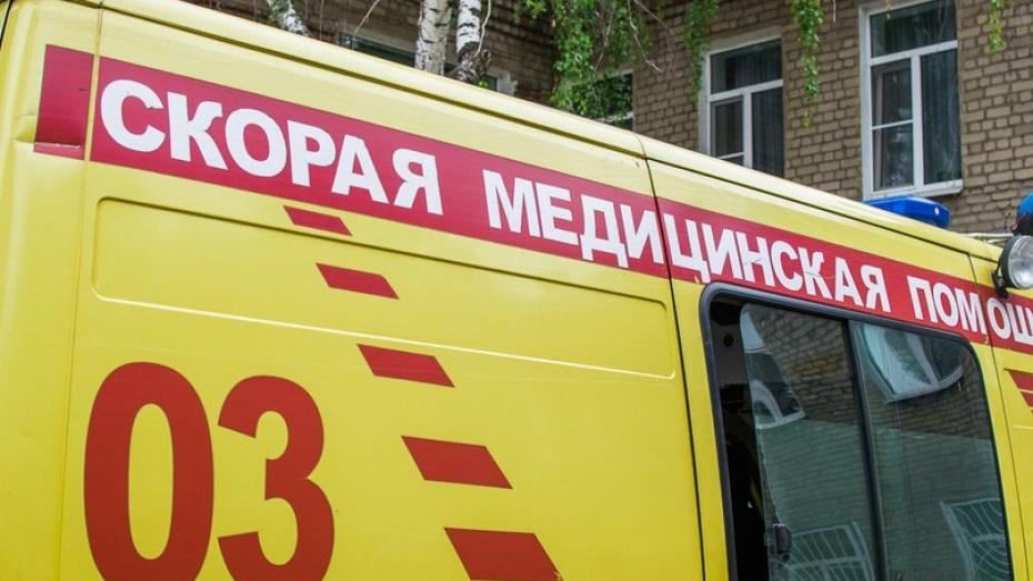 Под Воронежем столкнулись два автобуса и 4 автомобиля: восемь пострадавших