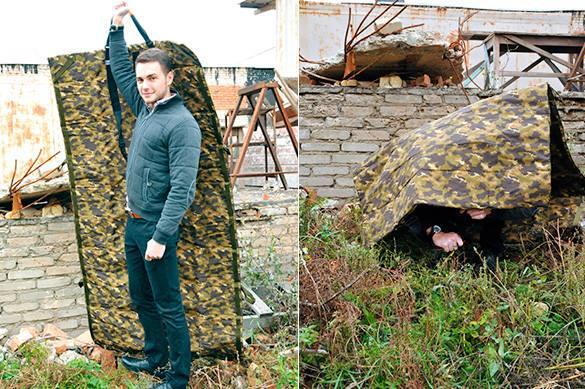 Необычайное бронеодеяло для защиты населения при обстрелах создали в РФ