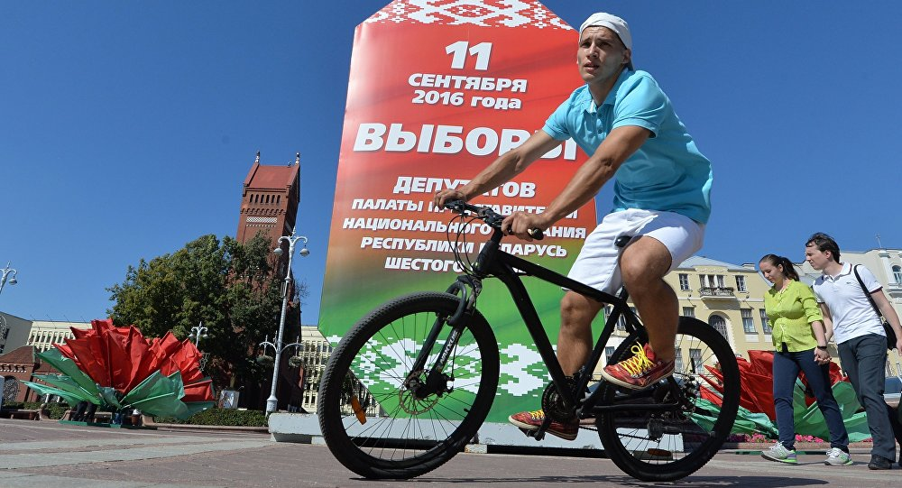 По состоянию на 12.00 в Беларуси на парламентских выборах проголосовало 42,3% избирателей