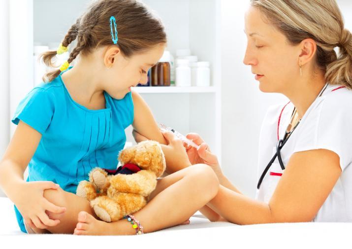 ВПриморье идет прививочная кампания против гриппа