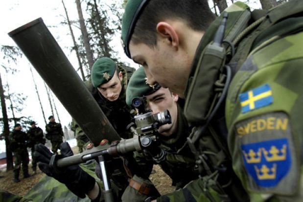 Швеция видит угрозу состороны РФ