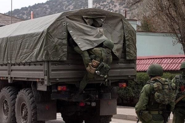 Российская Федерация привезла в«ДНР» технику ивоенных— агентура