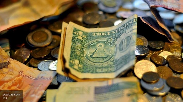 Биржевой курс евро впервые задва месяца опустился ниже 71 рубля