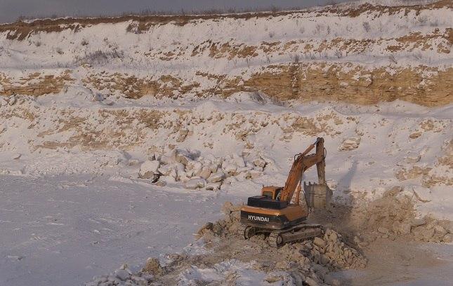 ВМеленковском районе заложен 1-ый камень нового завода попроизводству минеральных порошков