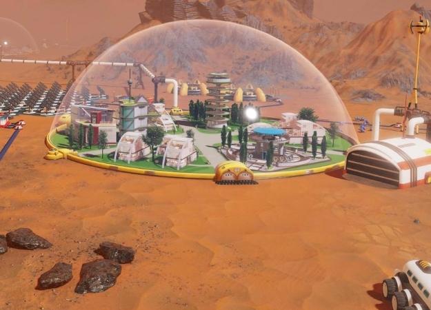 Surviving Mars— новая градостроительная стратегия
