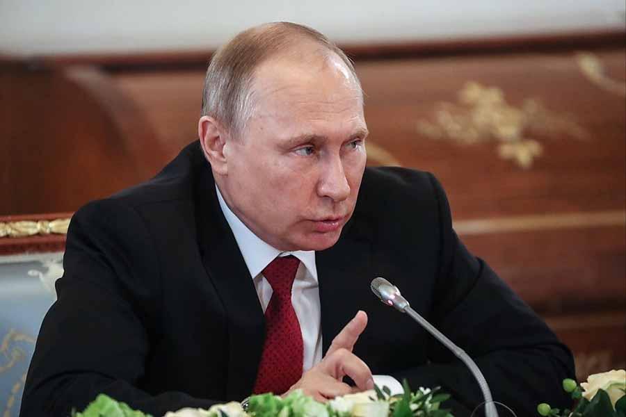 Путин обвинил Украину всаботаже «Минска»