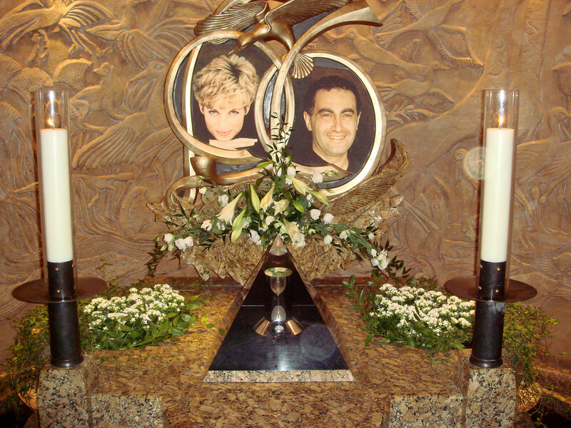 Memorials to Diana, Princess of Wales