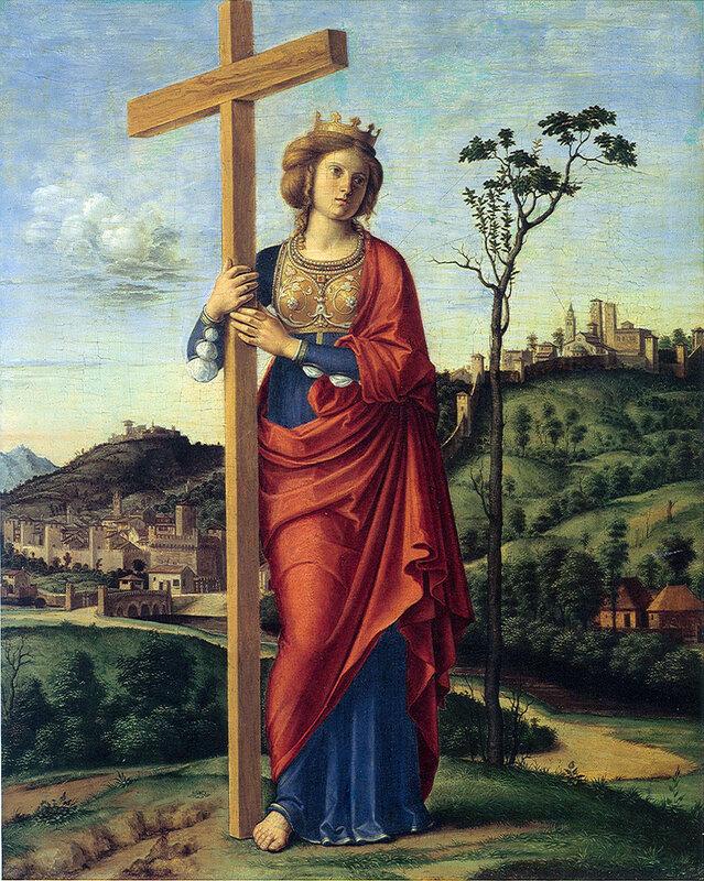 Helena of Constantinople (Cima da Conegliano)