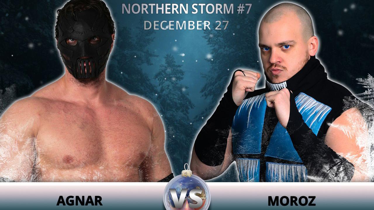 NSW Northern Storm #7: Агнар против Мороза
