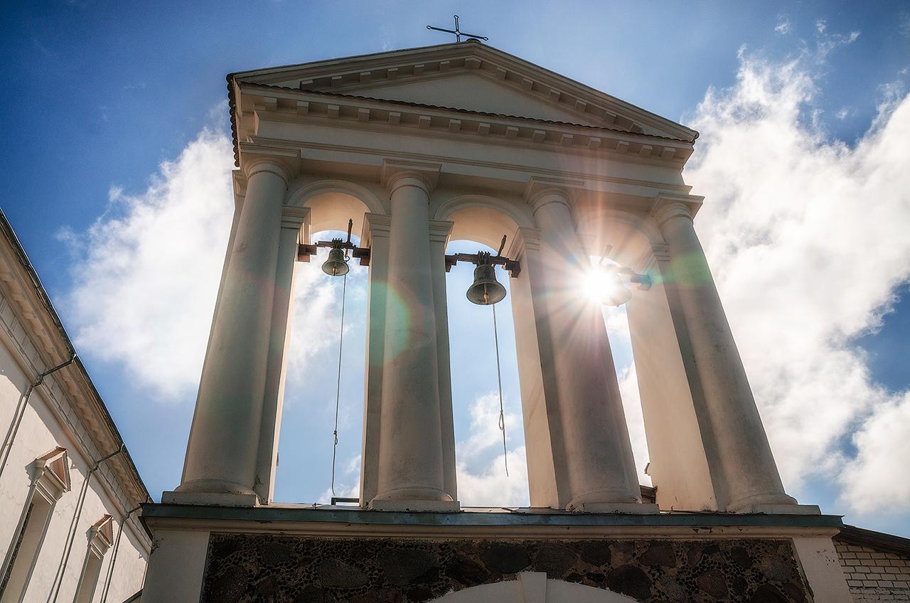 Блогиналибоки. Воложин, Беларусь. Костёл Святого Иосифа