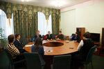 Заседание студенческого литературного объединения «Ветви»