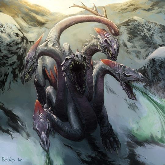 Fantasy Art by Joao Bosco