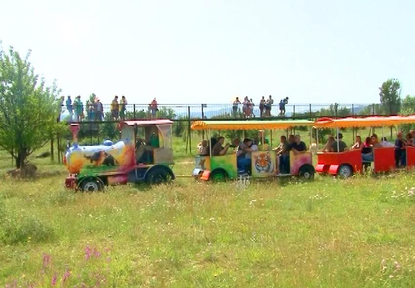 Крымский сафари-парк