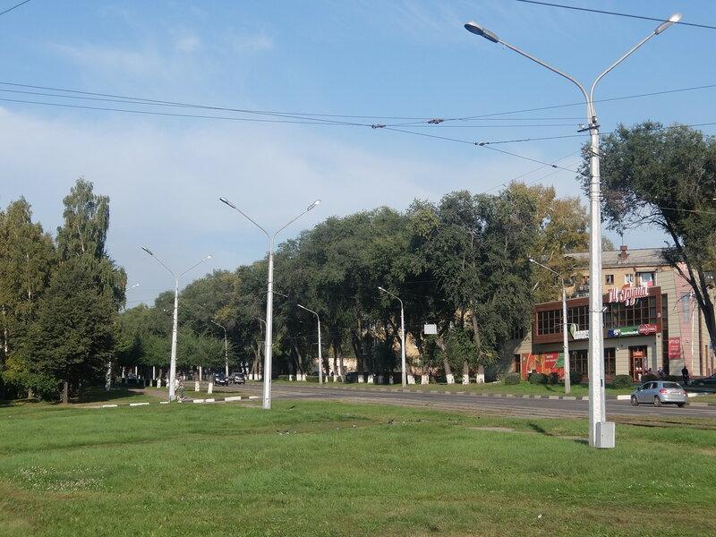 Улица Тореза