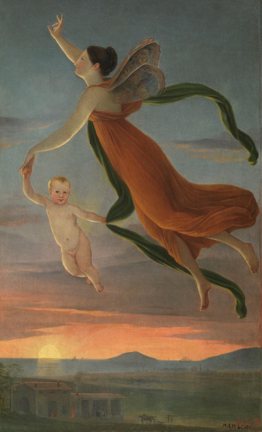 Alegoría de la Tarde. Museo Nacional del Prado jpg