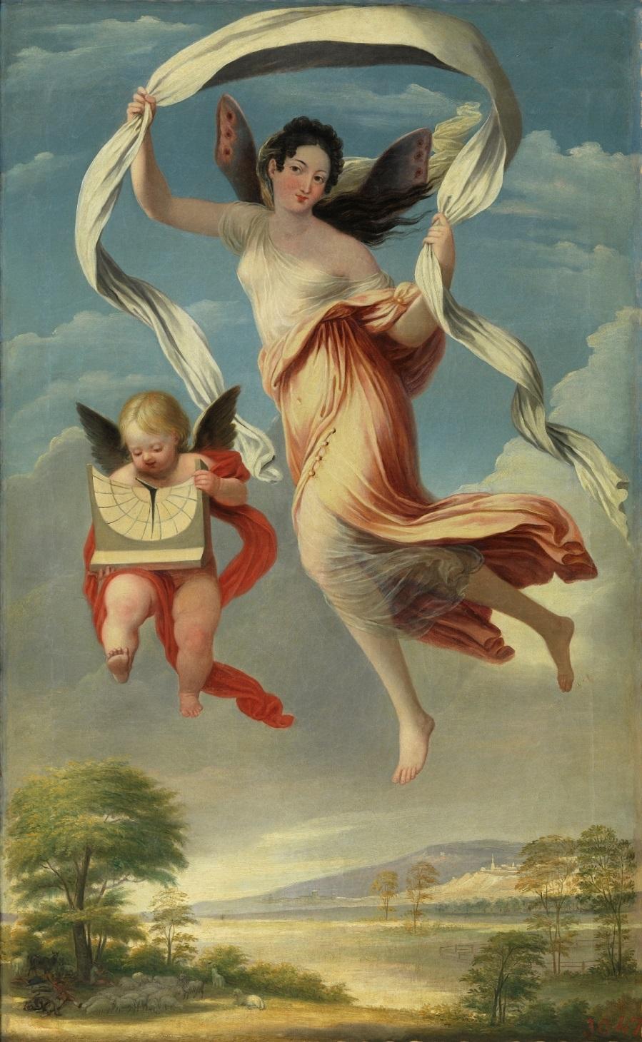 Alegoría del Mediodía. Museo Nacional del Pradojpg