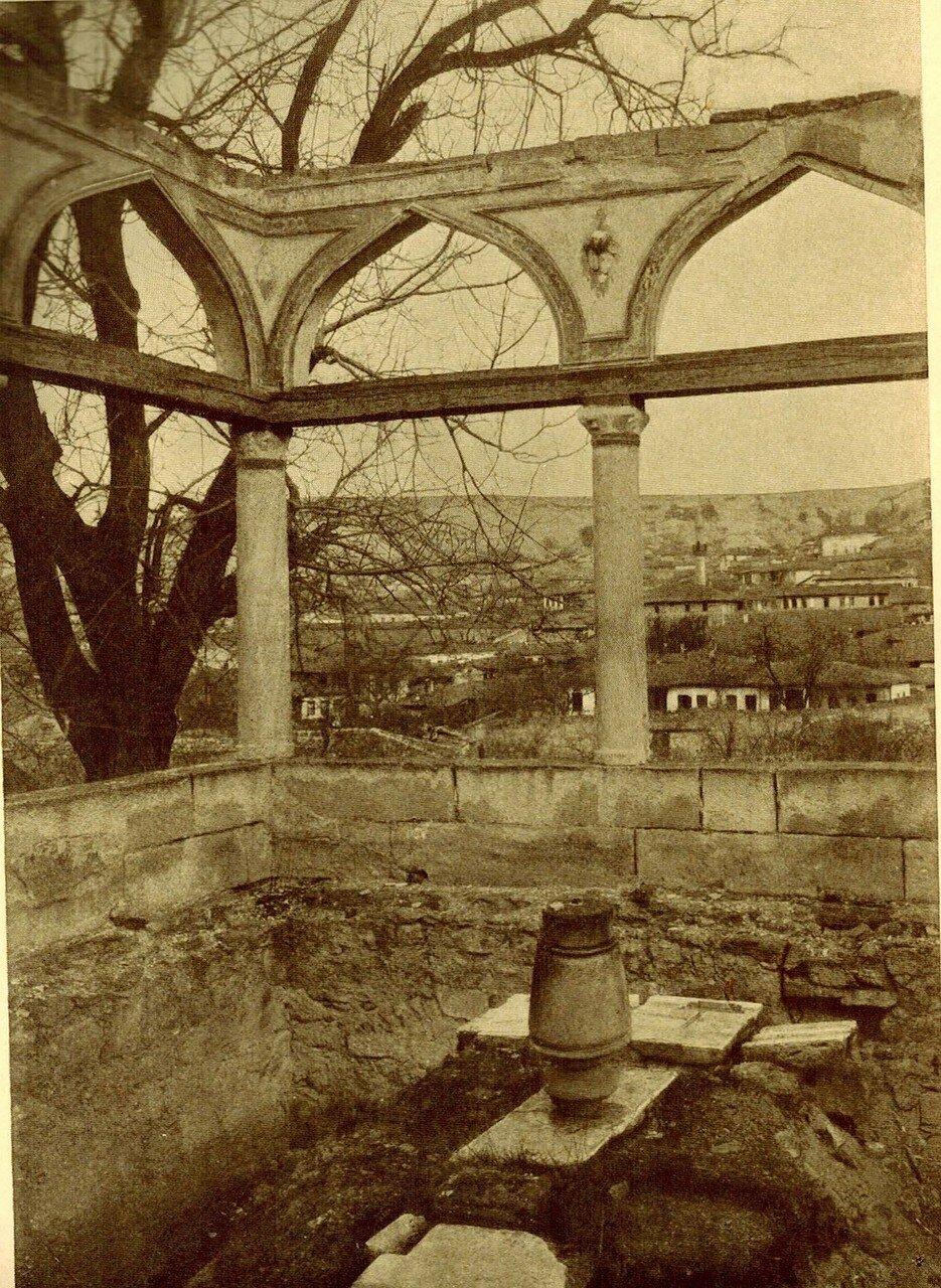 Беседка Селямет-Гирей-Хана.1753