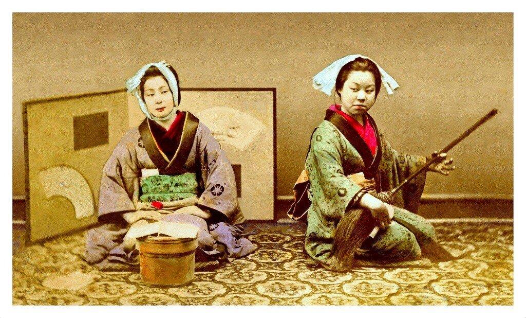 Две гейши
