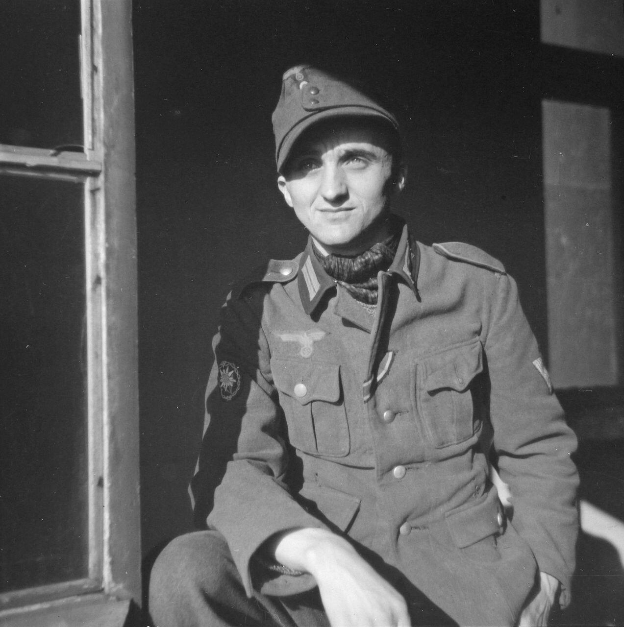 Солдатский портрет