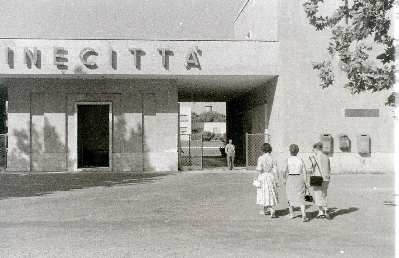 Киностудия Чинечитта