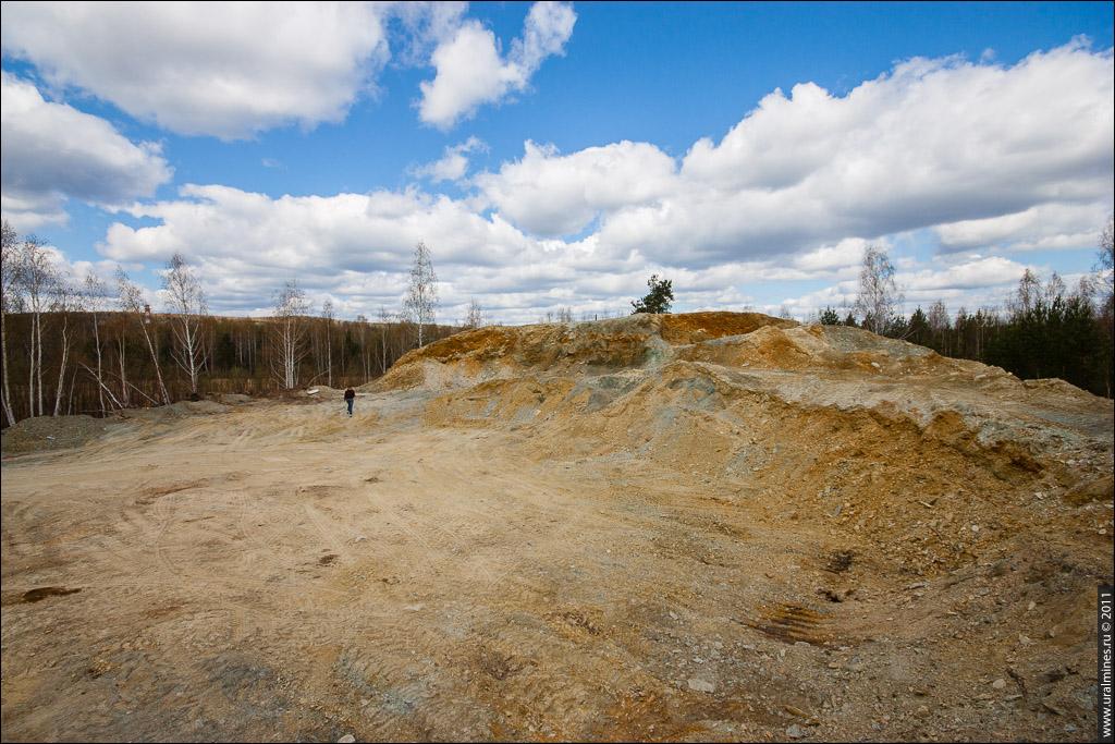 Шахта Северная Дегтярского рудника