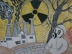 """Монькин Сергей (рук. Горшкова Елена Павловна) - """"Чернобыльская АЭС"""""""